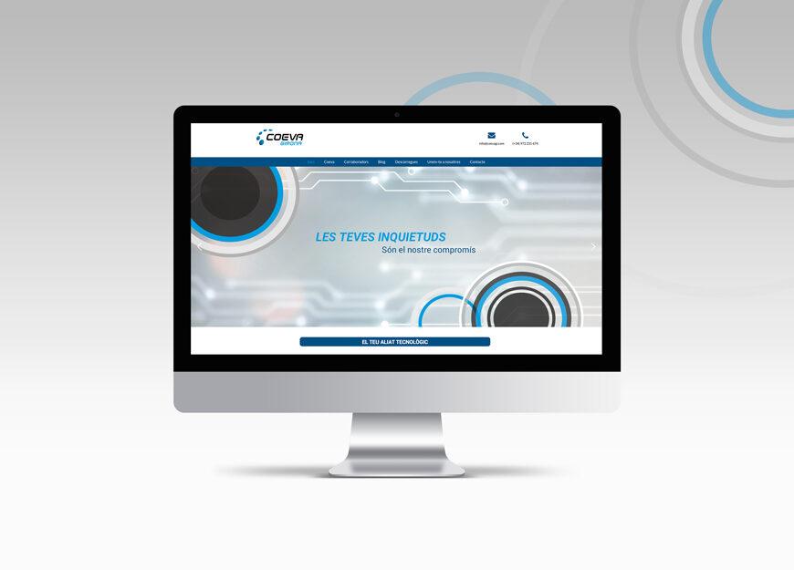 Benvingut/da a la nova web