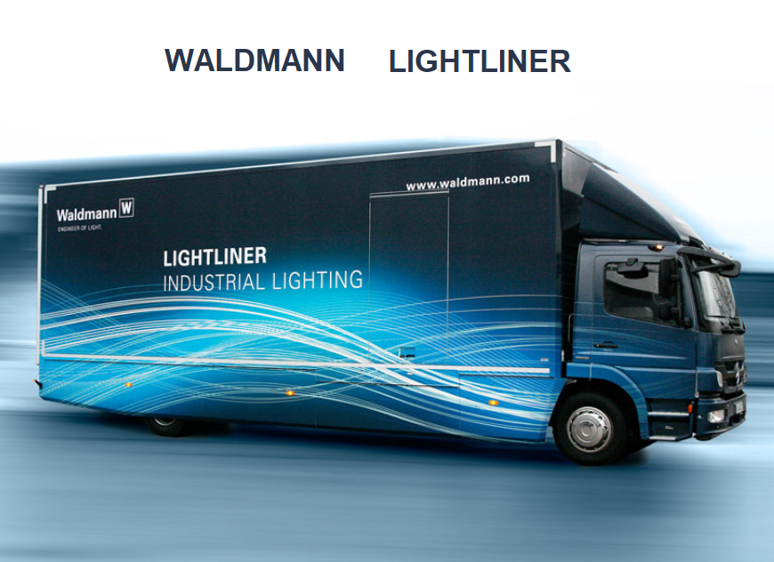 WALDMANN LIGHTLINER